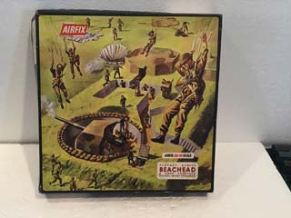 Airfix Model Kits - Playset Series Beachead