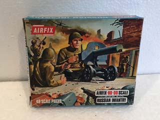 Airfix Model Kits - Russian Infantry HO-OO Scale
