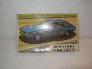 Airfix Model Kit - Ford Capri Airfix 1/32 Scale