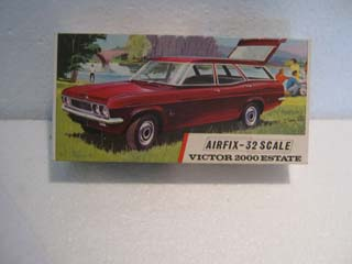 Airfix Model Kit - Victor 2000 Estate Airfix 1/32 Scale