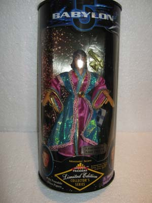 Babylon 5 Premiere Limited Edition Collector's Series - Ambassador Delenn