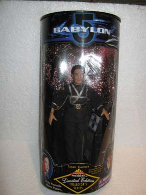 Babylon 5 Premiere Limited Edition Collector's Series - Susan Ivanova