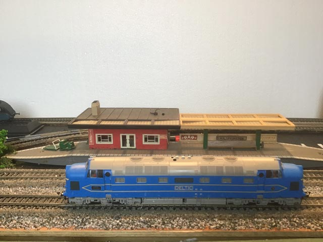Bachmann Railways 32-520 Deltic Exclusive To The NRM