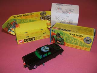 Corgi Toys 268 The Green Hornet Black Beauty
