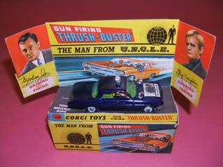 Corgi Toys 497 The Man From Uncle Thrush Buster