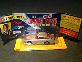 Corgi Toys 270 James Bond Aston Martin DB5