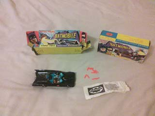 Corgi Toys 267 Rocket Firing BatMobile
