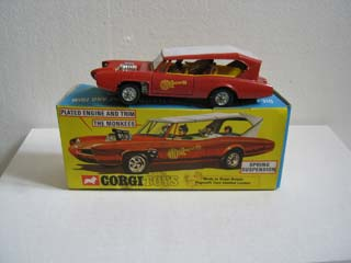 Corgi Toys 277 Monkees Monkeemobile