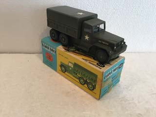 Corgi Toys 1133 Troop Transporter