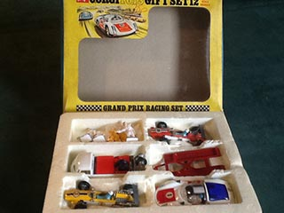 Corgi Toys Gift Set 12 Grand Prix Racing Set