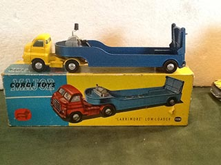 Corgi Toys Major 1100 Carrimore Low Loader