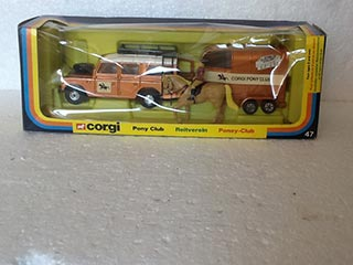 Corgi Gift Set No 47 Pony Club