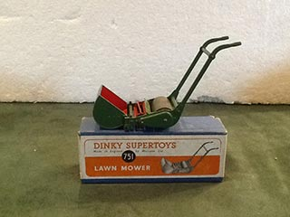 Dinky Supertoys 751 Lawn Mower