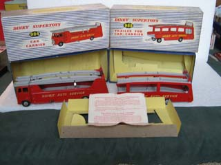 Dinky Super Toys Commercial Vehicles 984, 985
