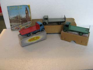 Dinky Super Toys Commercial Vehicles 512, 513