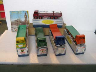 Dinky Super Toys Commercial Vehicles 902, 903, 905, 934