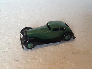 Dinky Toys Vintage 36D Rover