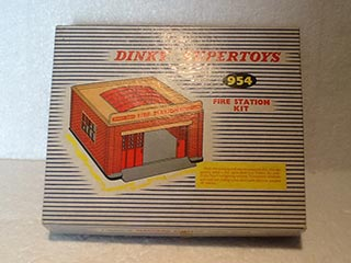 Dinky Toys 954 Fire Station Kit