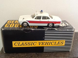 Gems and Cobwebs GC140B Jaguar XJ12 Motorway Police