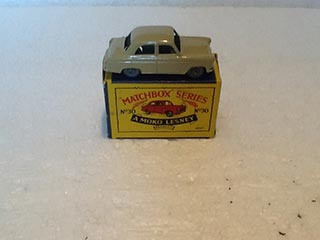 Matchbox Series 1-75 No 30 Ford Prefect