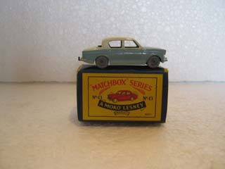 Matchbox Series 1-75 No 43 Hillman Minx