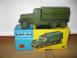 Corgi Major Toys International Tow Truck
