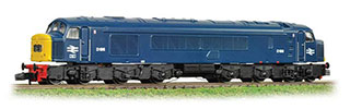 Graham Farish by Bachmann 371-587 Class 46 Diesel Locomotive R/N D186