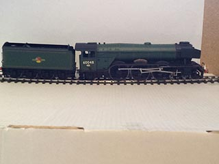 Bachmann Railways Locomotive Dorchester R/N 60048 BR Green 4-6-2