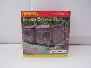 Bachmann Scenecraft 44-158 Pendon Sunny Side Chicken Coup