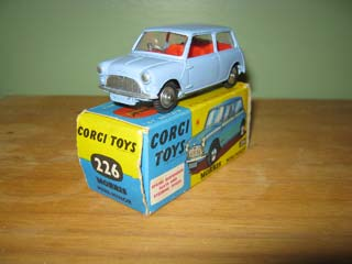 Corgi Toys 226 Morris Mini Minor