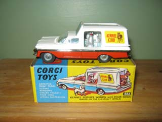 Corgi Toys 486 Kennel Club Truck