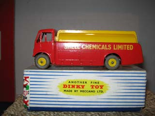 Dinky Toys 991 A.E.C. Tanker