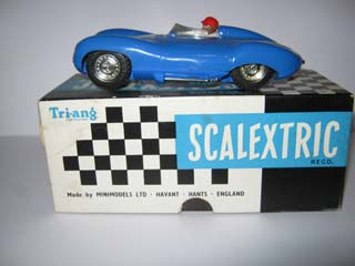 Scalextric D Type Jaguar C60