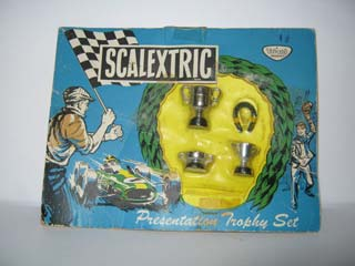 Scalextric Presentation Trophy Set