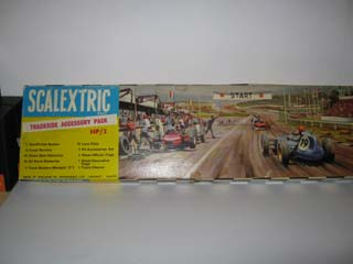 Scalextric Trackside Accessory Pack HP/2