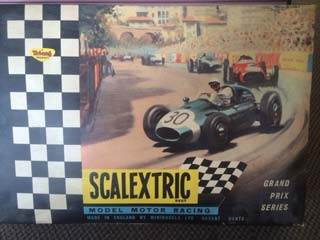 Scalextric Grand Prix Series