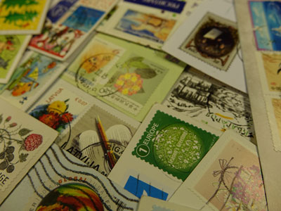 Postage Stamps International