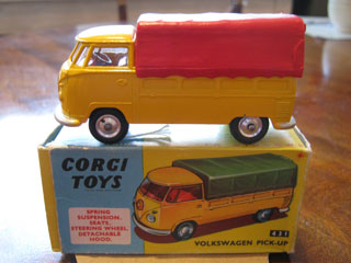 Corgi Toys 431 Volkswagen Pick Up