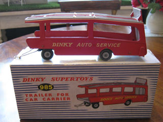 Dinky Supertoys 985 Trailer For Car Carrier