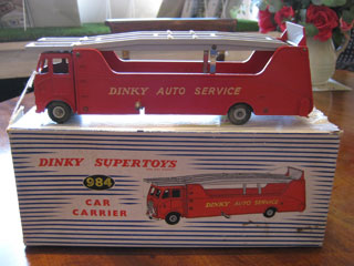 Dinky Supertoys 984 Car Carrier