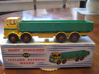 Dinky Supertoys 934 Leyland Octopus Wagon