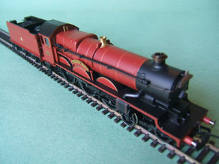 Aquitania Collectables Train Photo