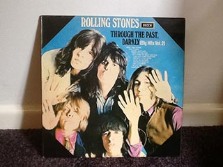 Vinyl The Rolling Stones Through The Past Darkly (Big Hits Vol.2)