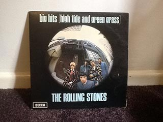 Vinyl The Rolling Stones Big Hits (High Tide And Green Grass)