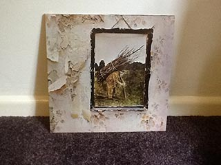 Vinyl Led Zeppelin IV