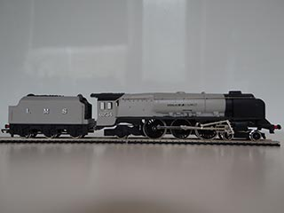 Wrenn W2294 Duchess of Abercorn R/N 6234 LMS Experimental Grey