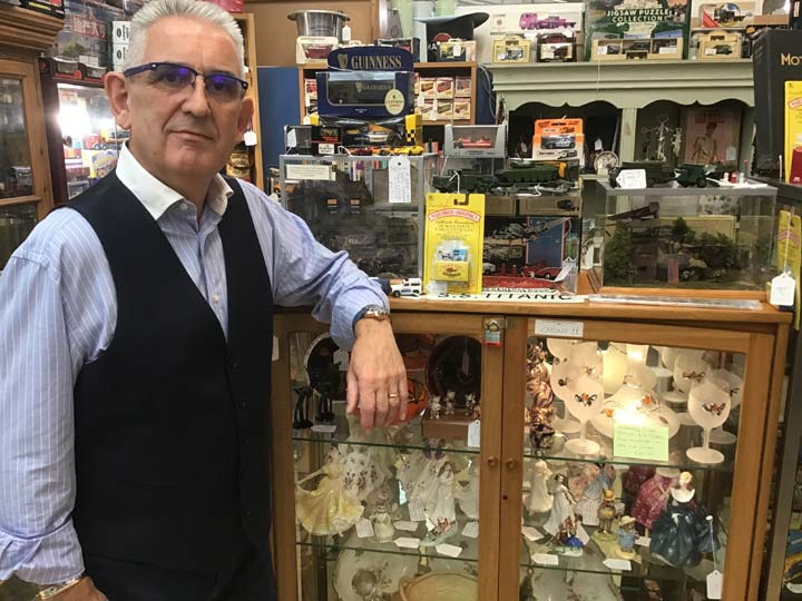 Adrian Aquitania Collectables Valuation Specialist